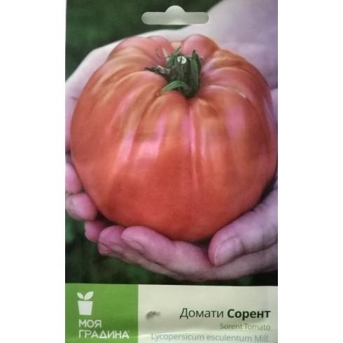 Семена на розови домати Сорент