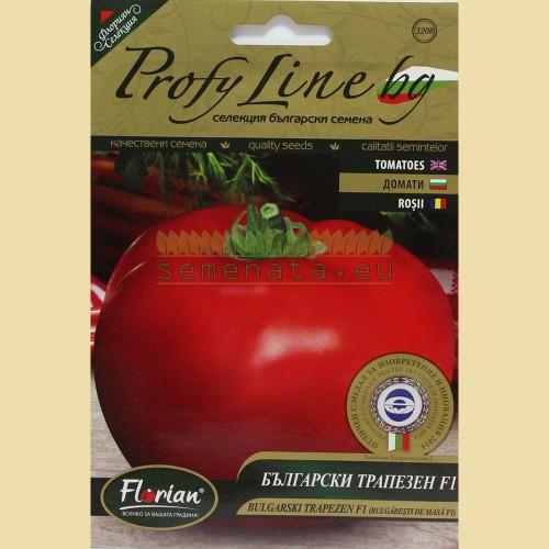 Семена от домати Български трапезен F1