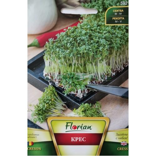 Семена на Кресон (Крес - Lepidium sativum)