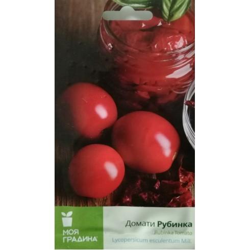 Семена на Чери домати Рубинка