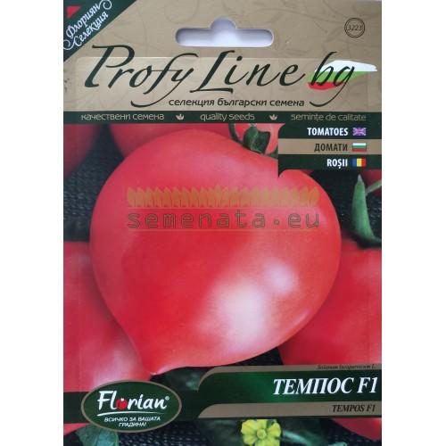 Семена на домати Темпос нов сорт за 2021 г.