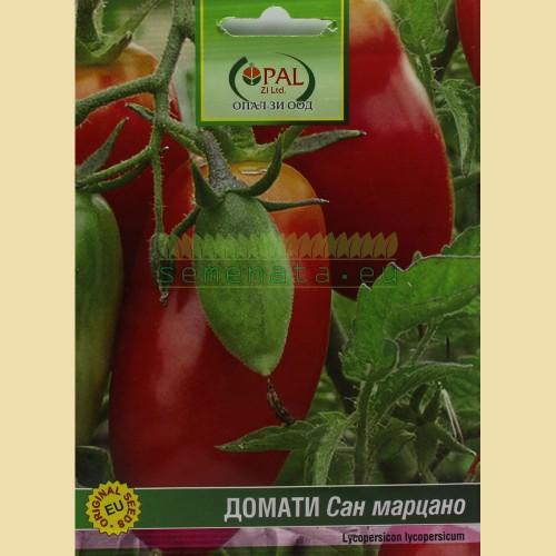 Семена от домати Сан Марцано